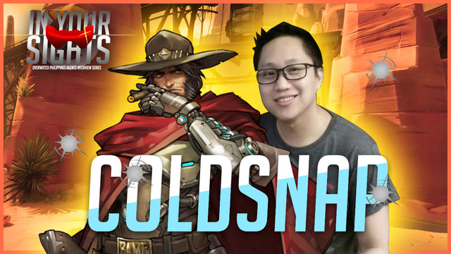 In Your Sights: Hearthstone and Overwatch Pro Coldsnap