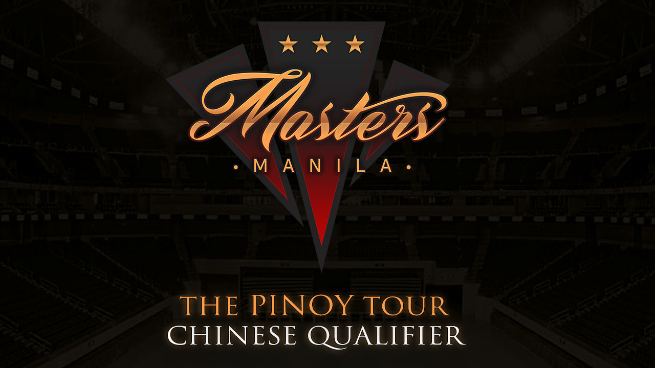 The Manila Masters - China Qualifier