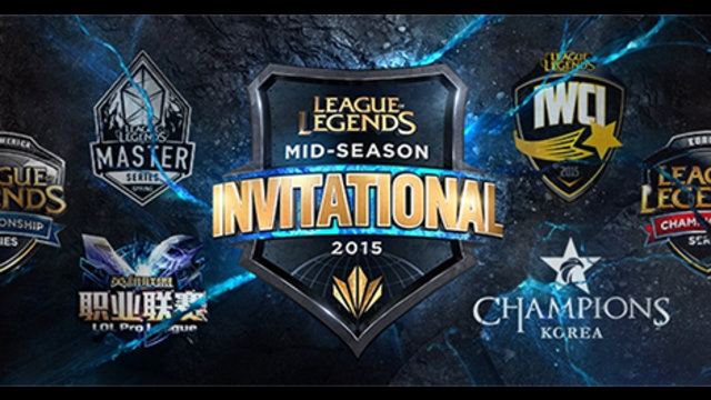 Mid Season Invitational 2015
