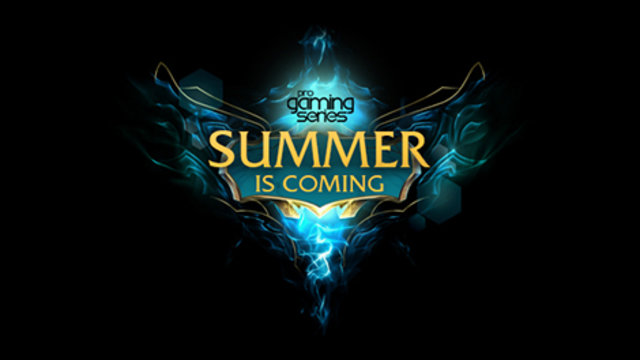 Pro Gaming Series Summer Season