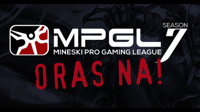 MPGL Season 7 - LoL Finals