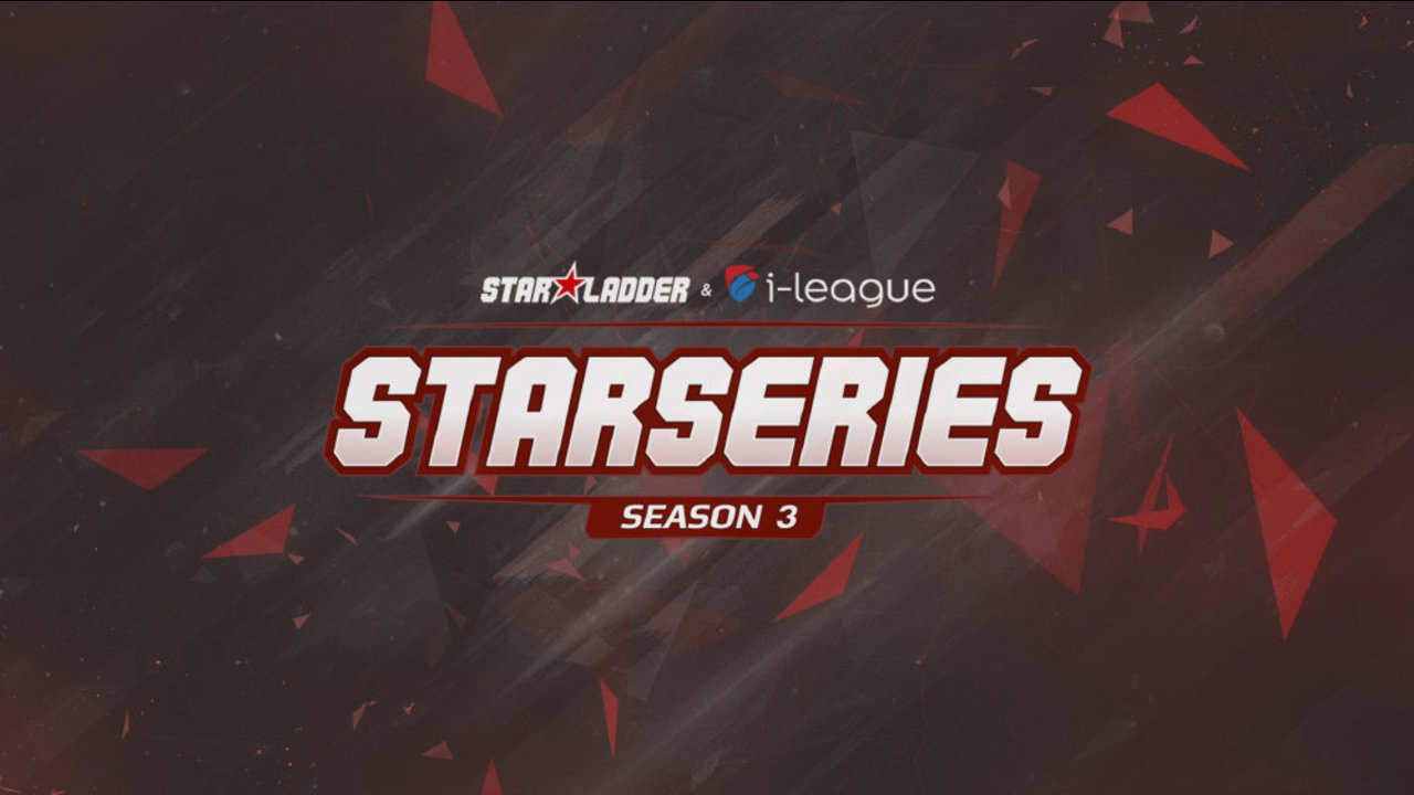 SL i-League StarSeries Season 3 Qualifiers