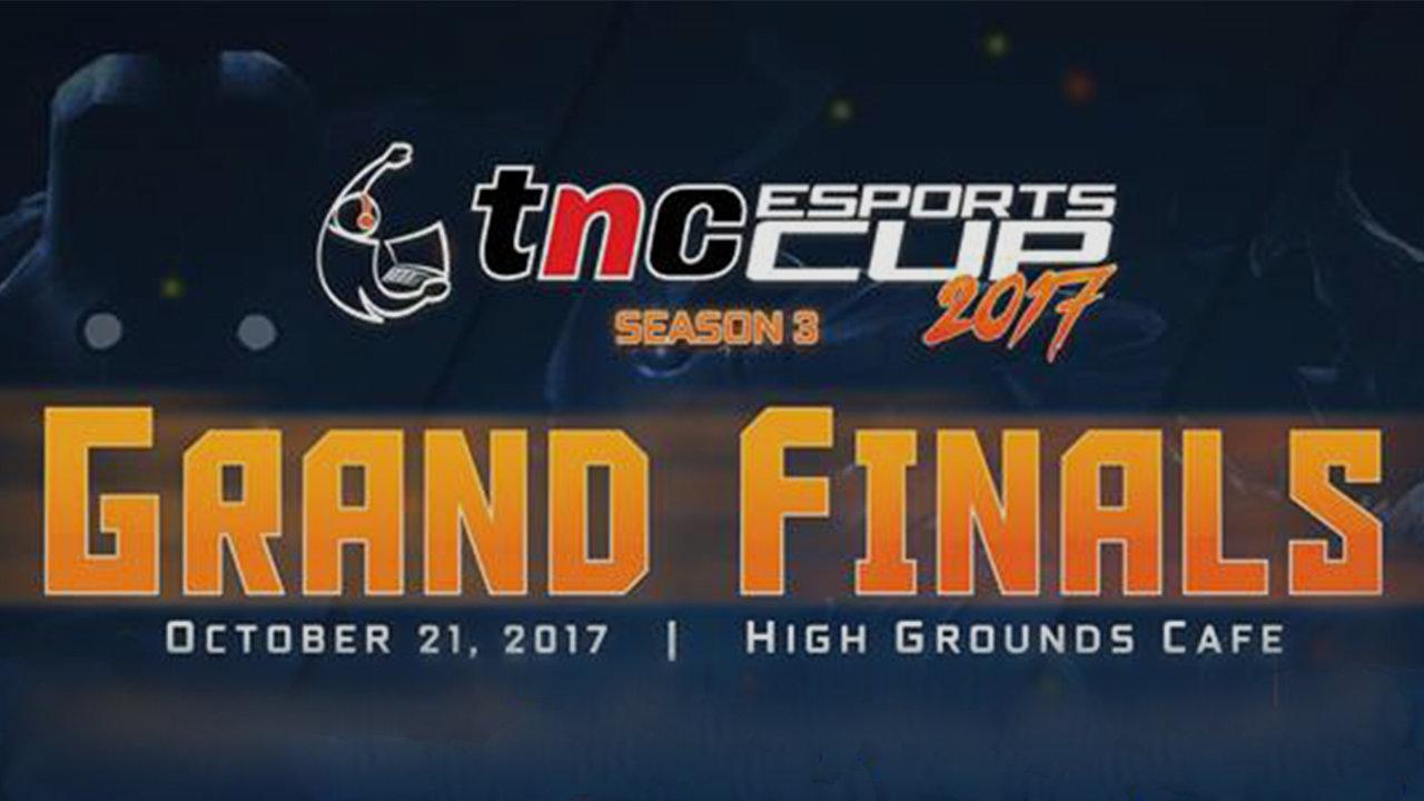 TNC Esports Cup 2017 Season 3 Grand Finals