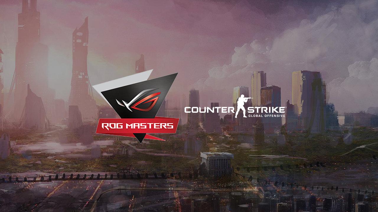 ROG Masters Philippine Qualifier - CS:GO