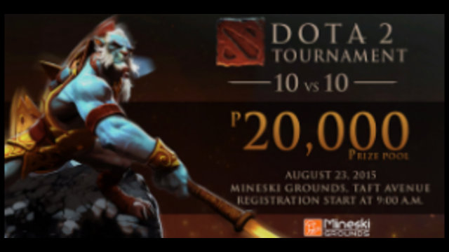 Mineski Grounds Reborn Tournament