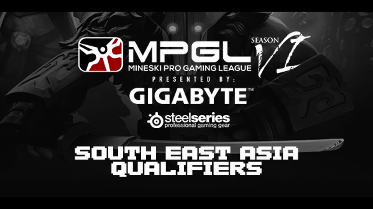 MPGL DOTA 2 Indonesia Qualifiers Leg 1 presented by GIGABYTE