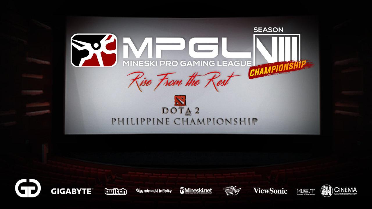 MPGL S8 Championship Leg - Dota 2