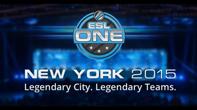 ESL ONE New York 2015 - SEA Qualifier
