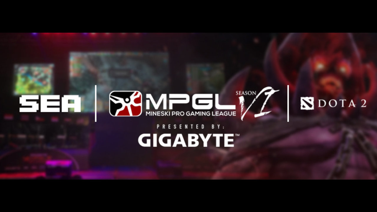 MPGL DOTA 2 Myanmar Qualifiers Leg 4 presented by GIGABYTE