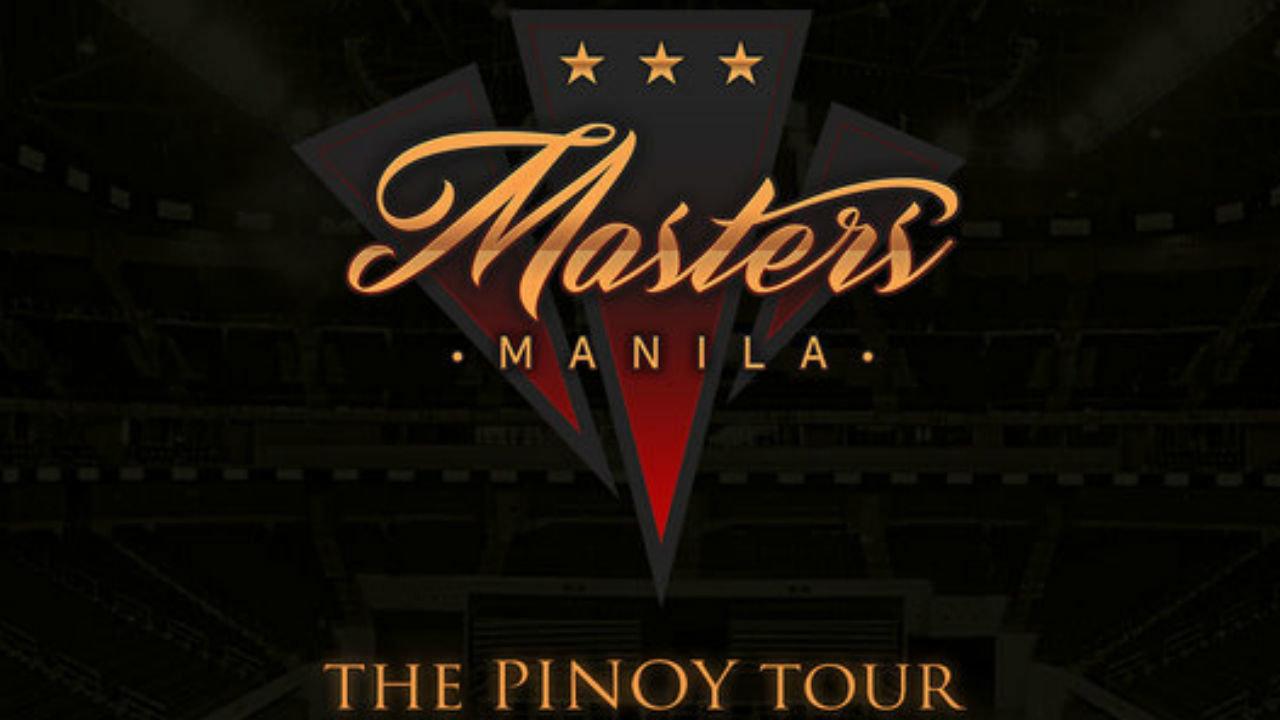 The Manila Masters Pinoy Tour