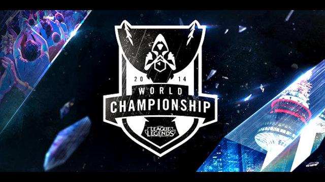 League of Legends Season 4 World Championship