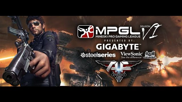 MPGL Assaultfire Girls Division