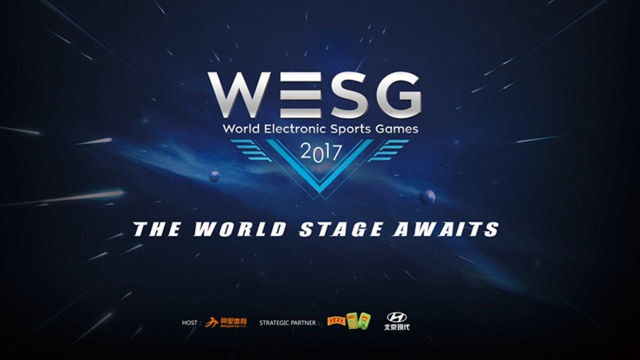 WESG 2017 APAC Finals