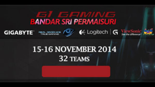 G1 Gaming Bandar Sri Permaisuri