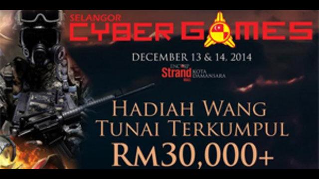 Selangor Cyber Games: G1 Gaming Dota 2 Grand Final