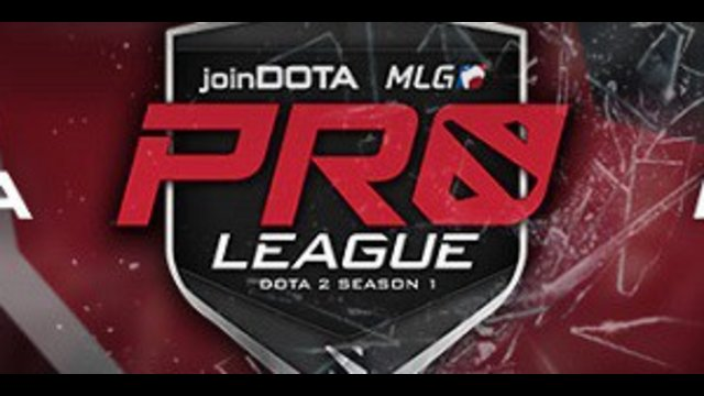 joinDOTA MLG Pro League Season 1