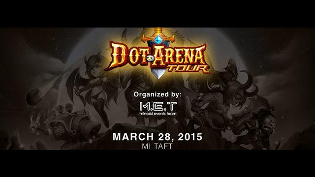 Supremo DOTA 2 1v1 Tournament
