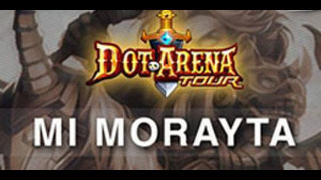 Dot Arena Tour MI Morayta Group Battle