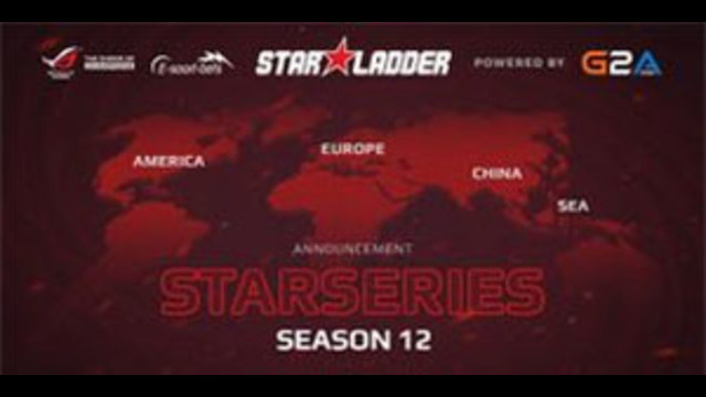 StarLadder Season 12 LAN Final