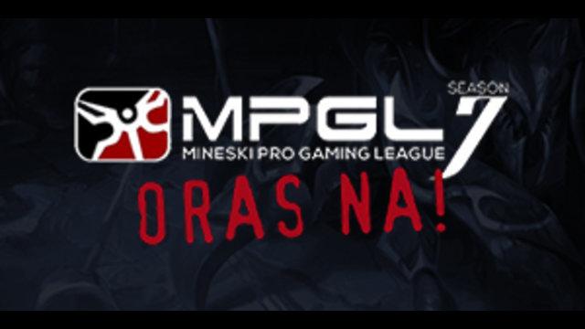 MPGL Qualifier, Playoffs
