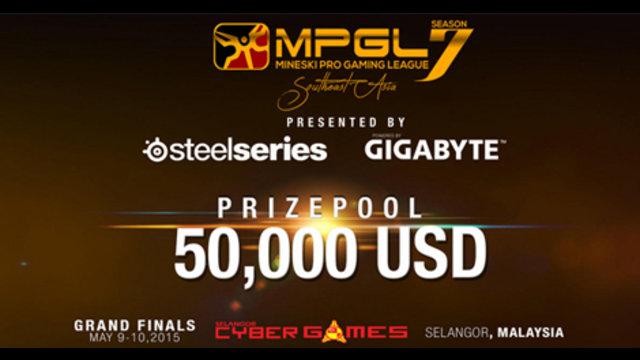 MPGL SEA Grand Finals