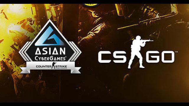 Asian Cyber Games 2015 Grand Finals