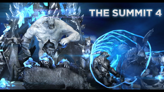 The Summit 4 - SEA Qualifier