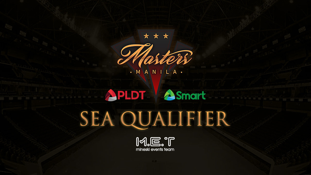 The Manila Masters Southeast Asian Qualifier