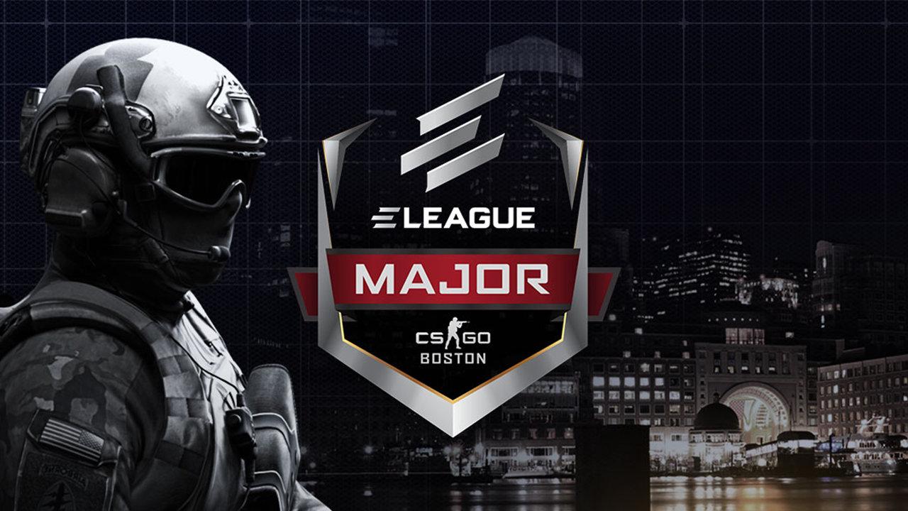 ELEAGUE Major: Boston 2018