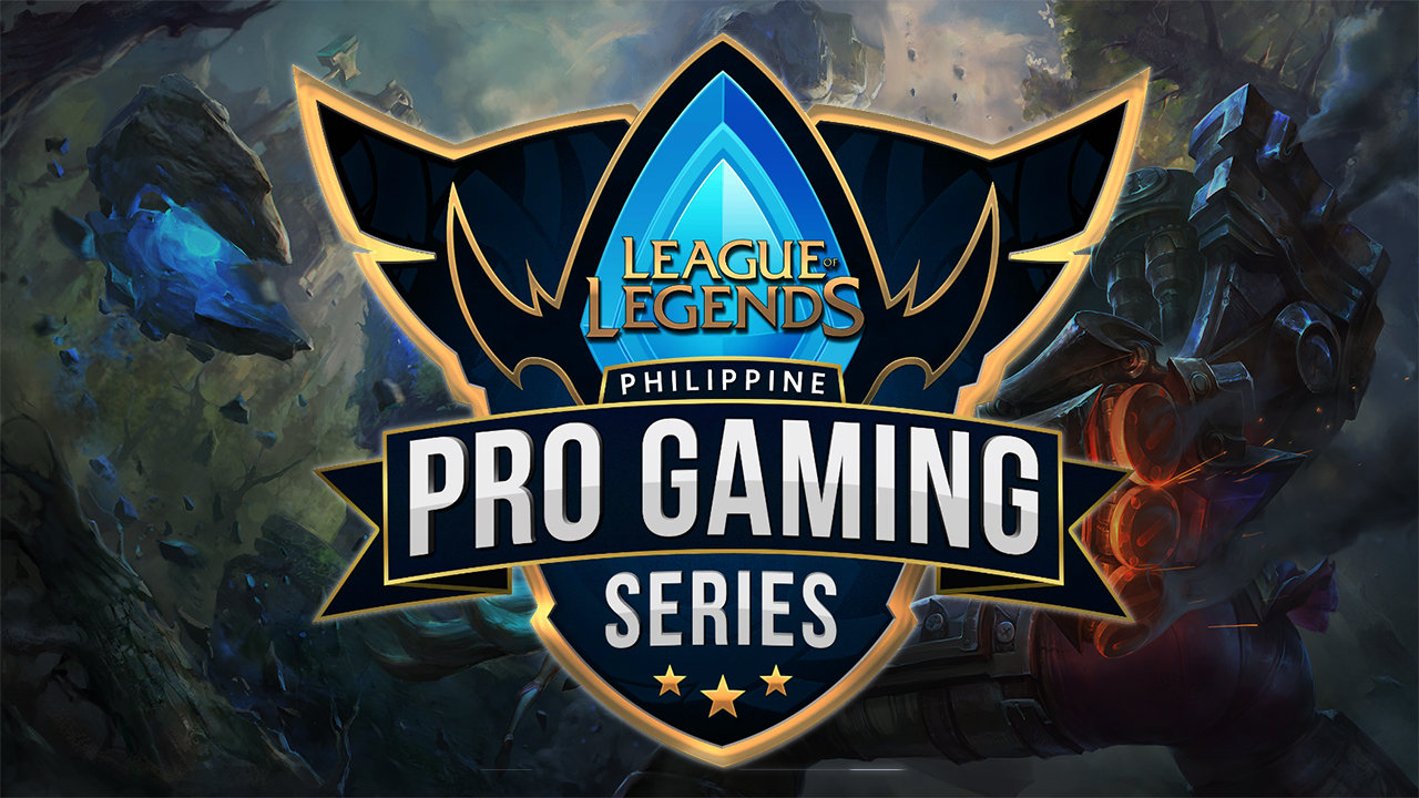 Pro Gaming Series 2017 - Spring Split