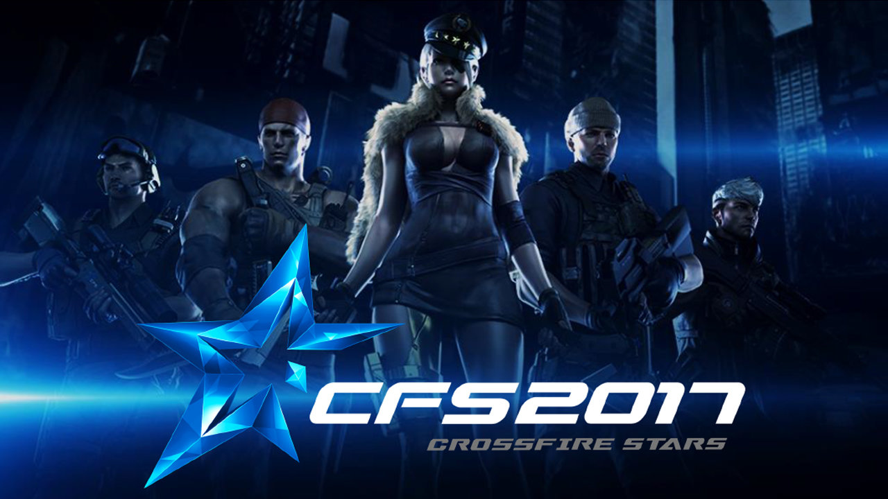 Crossfire Stars 2017 PH National Finals