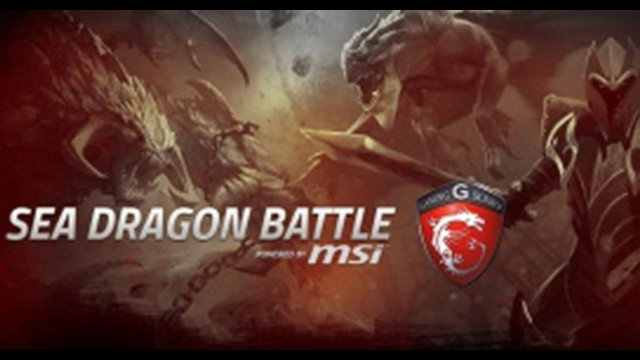 MSI SEA Dragon Battle #3