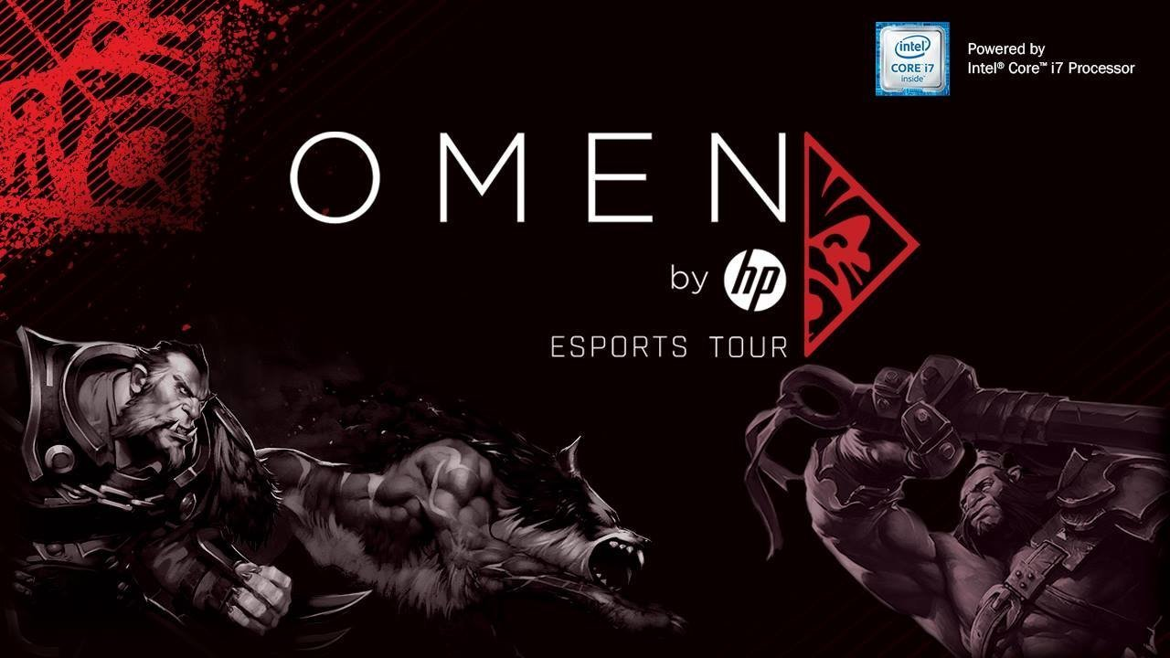 OMEN by HP esports tour