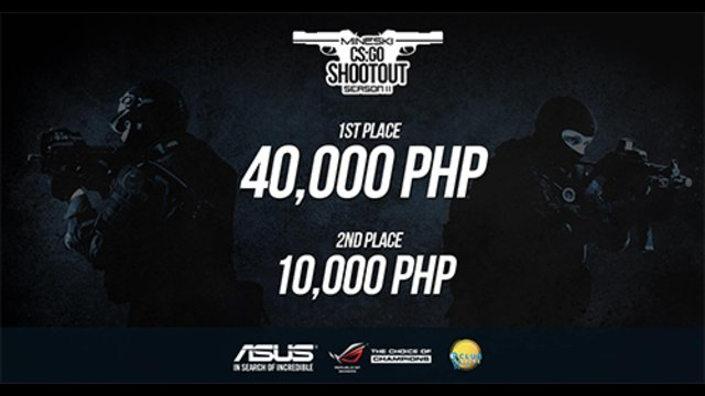 Mineski CS:GO Shootout S2