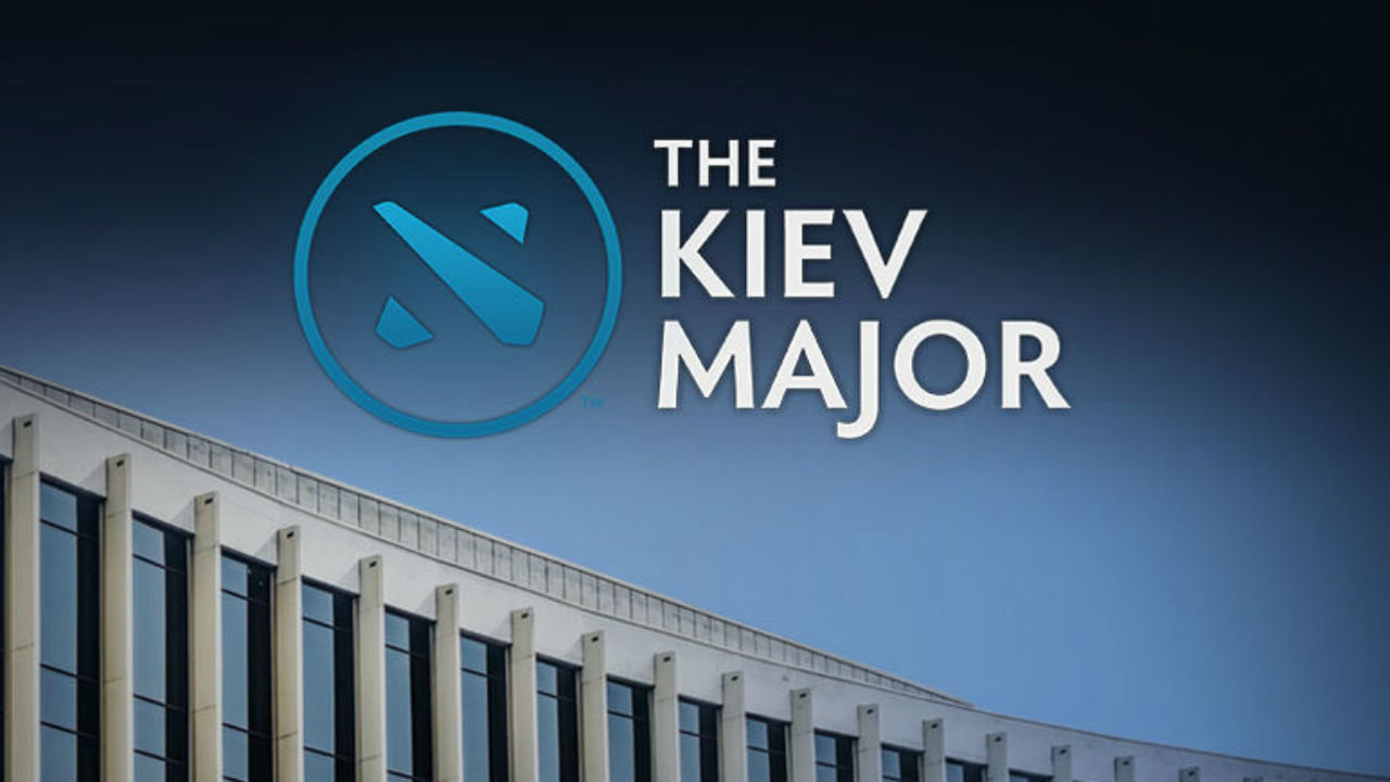 Kiev Major - Regional Qualifiers