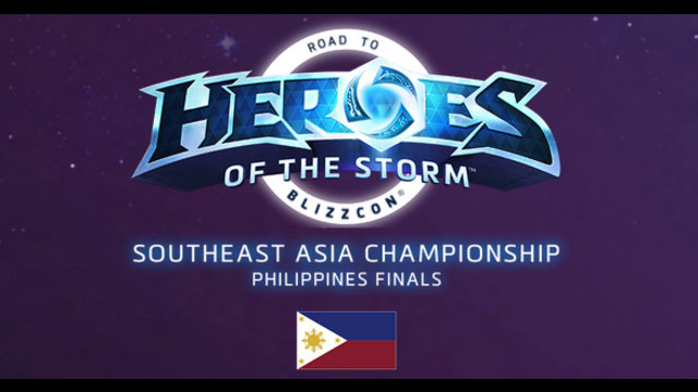 HotS Road to Blizzcon PH Qualifiers