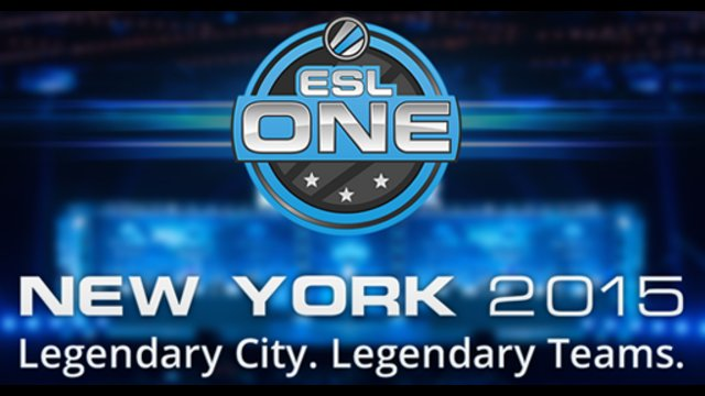 ESL One New York 2015