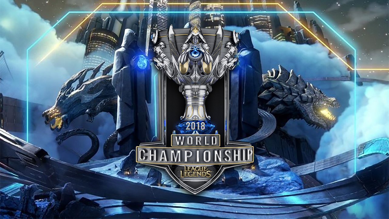 2018 League Of Legends World Championship Events Mineskinet