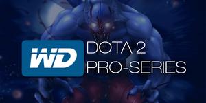 WD DOTA 2 Pro-Series