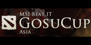 MSI Beat It Gosu Cup Asia
