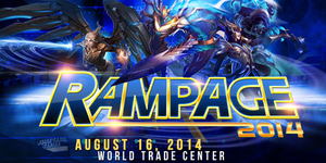 Rampage 2014