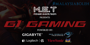 Malaysia G1 Gaming Tournament